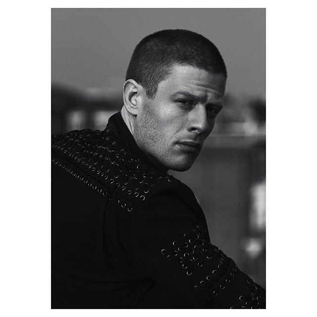 James Norton for Interview Magazine