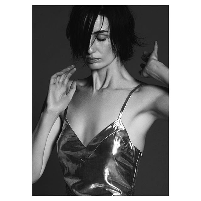 Erin O'Connor for models.com