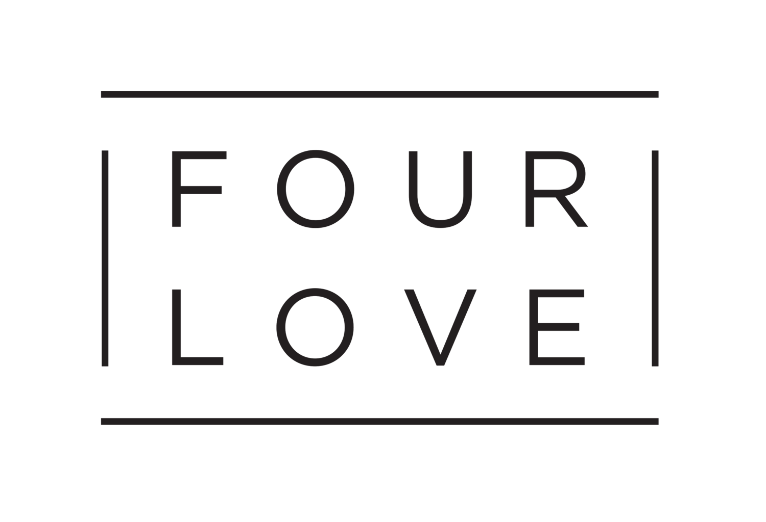 four the love of yoga