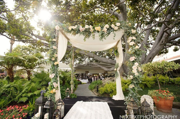 Floral Arches — Wisteria Lane