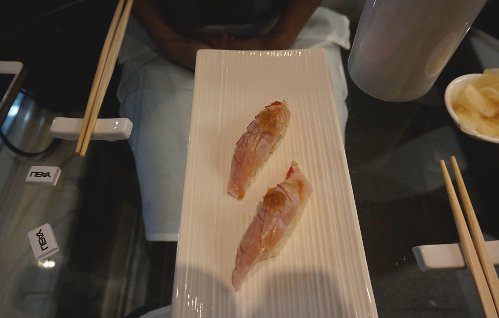 Snapper from Japan