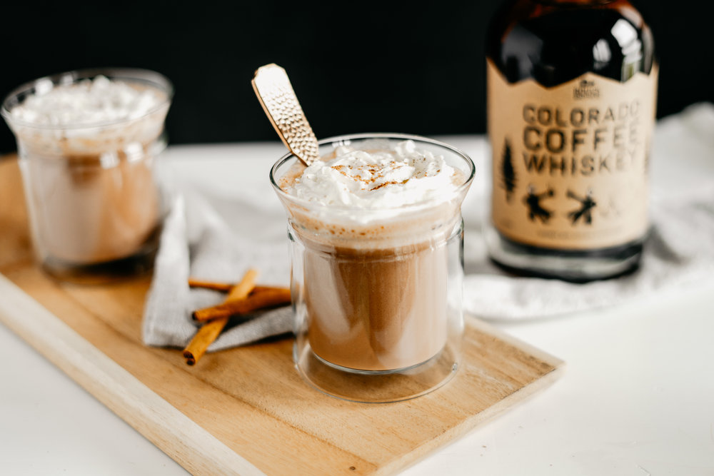 Coffee Grand Cocoa - 1 oz Colorado Coffee Whiskey1 oz Grand Marnier6 oz hot cocoaMake your favorite hot cocoa. Stir in ingredients. Sip and Enjoy.