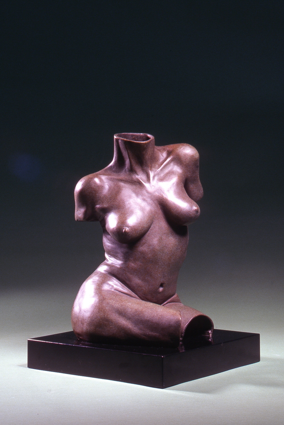 Tiffany  (1999) Bronze, Edition: 9, 19x12x12in. $5,800