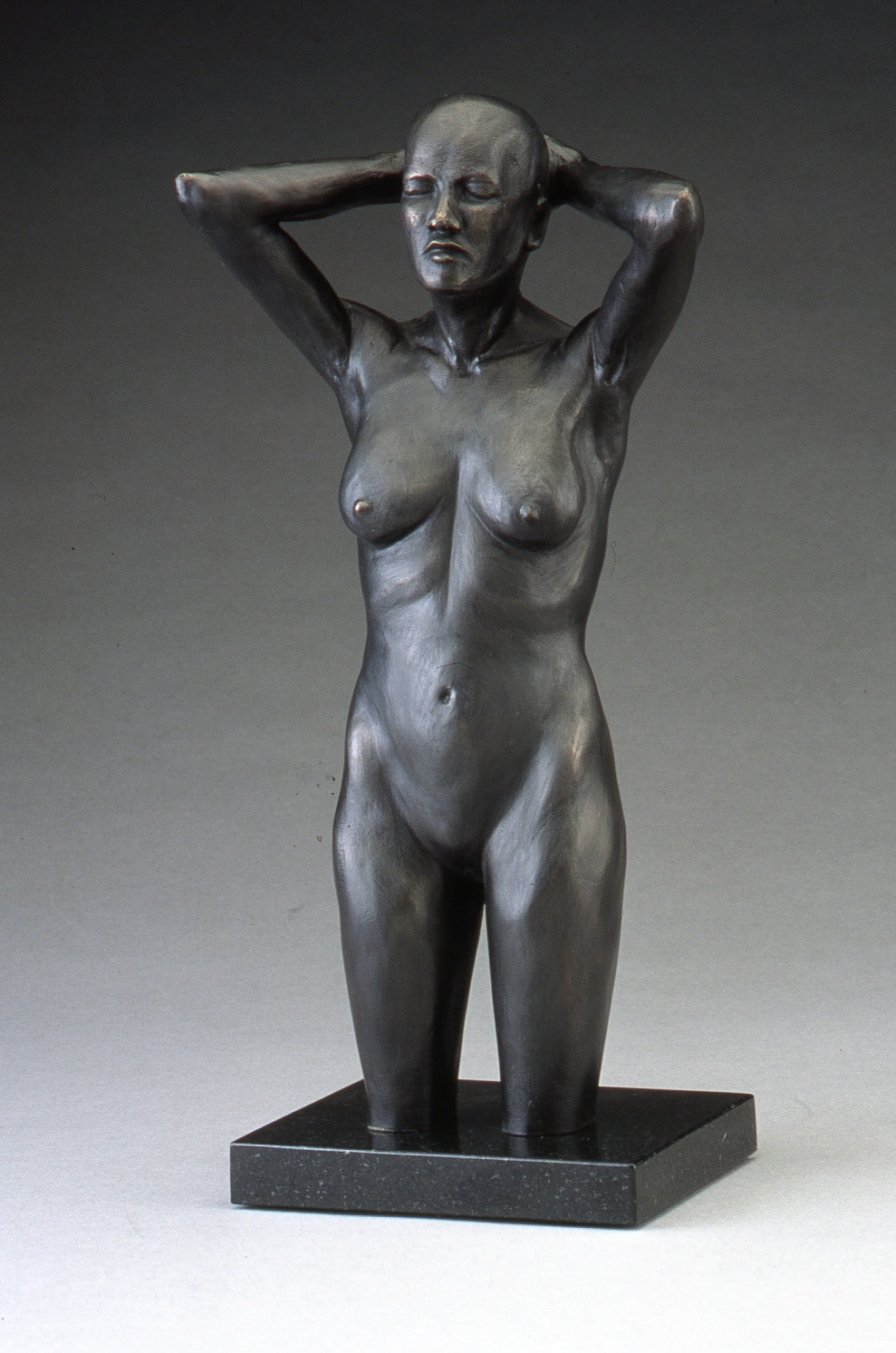 Darlene (2000) Bronze, Edition: 30, 10x4x5in. $1,650