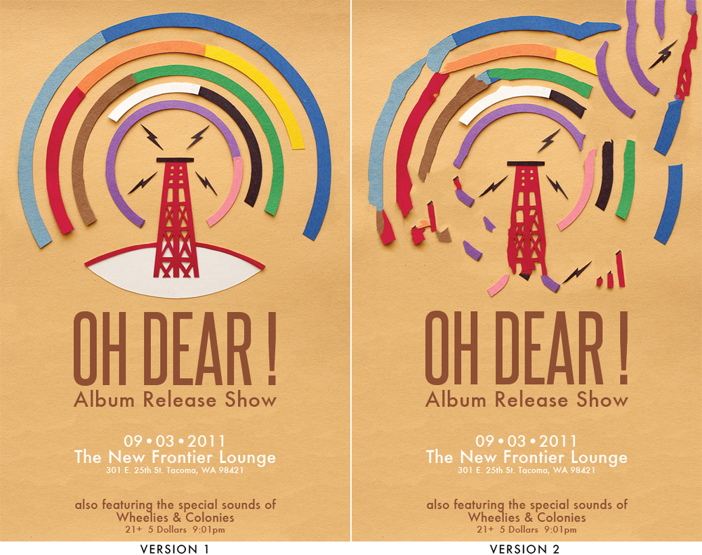 Oh Dear CD Release Poster 2 Versions.jpg