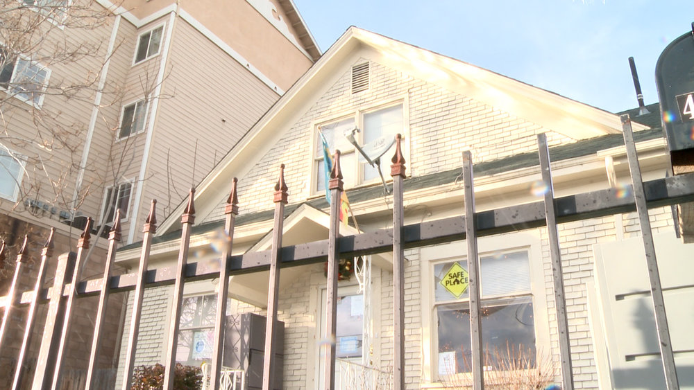 The Eddy House on 6th street offers many services, but one gap is overnight sleeping options for youths and young adults not allowed or not wanting to stay at regular shelters.