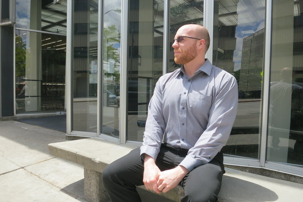 William Mantle, 31, currently on the Ward 3 Neighborhood Advisory Board and a Family Support Specialist in the Washoe County District Attorney's office is gearing up for the upcoming May 31st mayoral candidates debate to be held at the downtown library. The Eureka, Nevada, native first moved to Reno in 2005.  He's earned college degrees here in criminal justice, and has previously worked as a community sexual assault victim advocate.