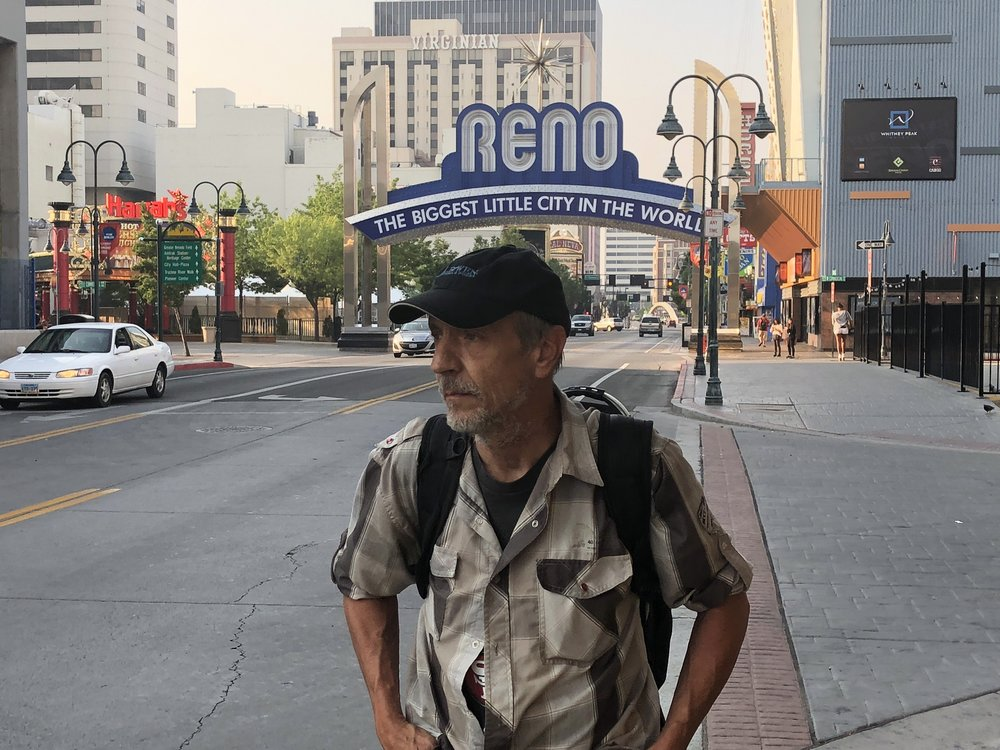 """The numbers that we encountered were just exponentially higher than what I had seen the first time out,"" he said of his second experience of living on the streets this past summer. ""And I knew that because I've been out in the homeless community every Monday morning, so I know that the problem is growing and not getting better."""