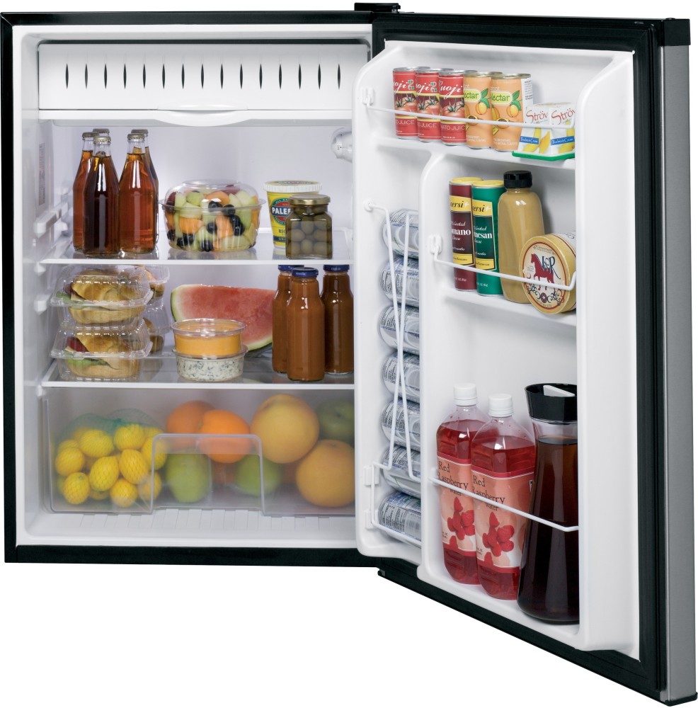 2b. Freezer, glass shelves. Don't need can space.