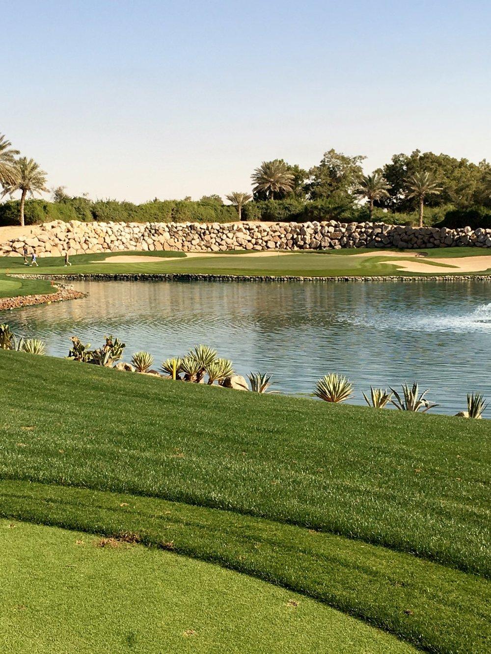 Abu Dhabi 12th