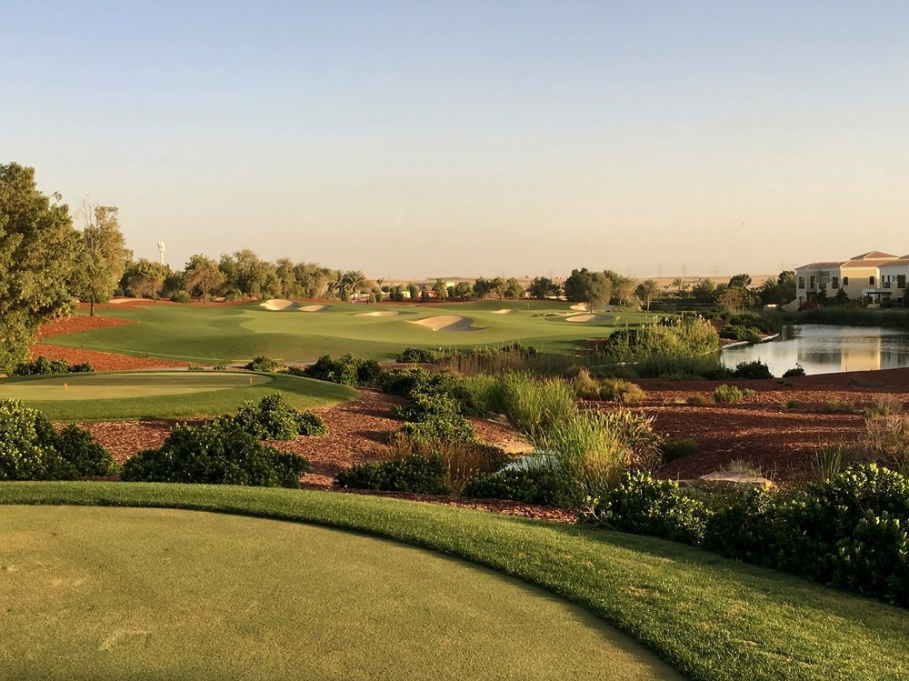 EARTH COURSE - DUBAI