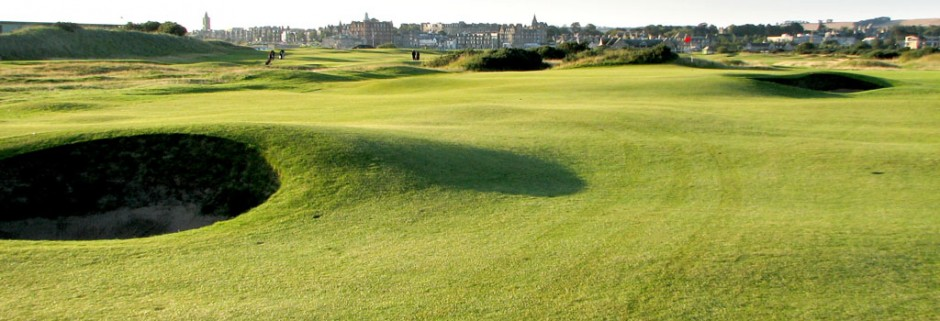 ST ANDREWS - NEW COURSE