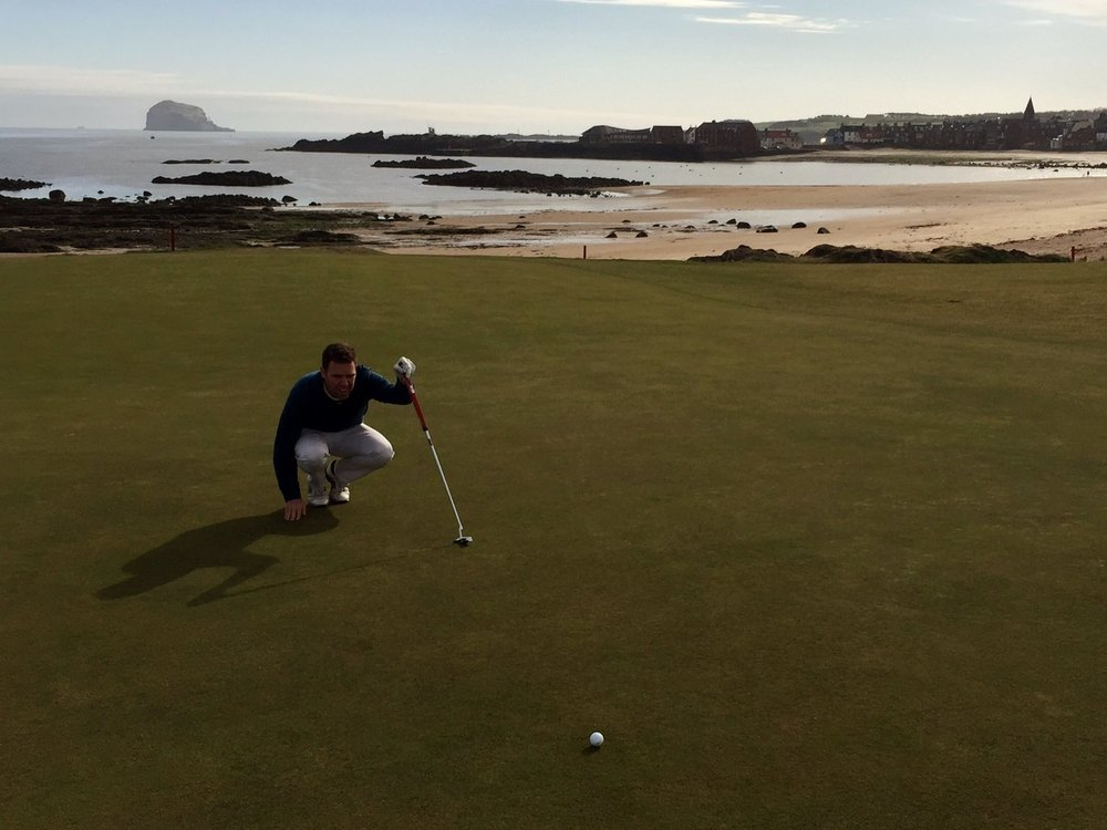 North Berwick - simply spectacular!