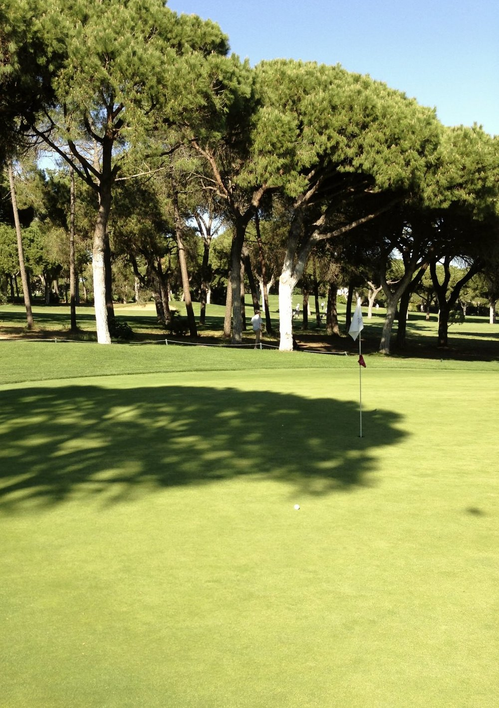 vilamoura old golf course