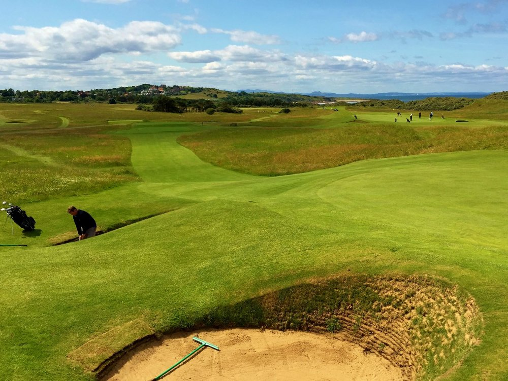 Muirfield is the highest ranked ever host of the Ryder Cup