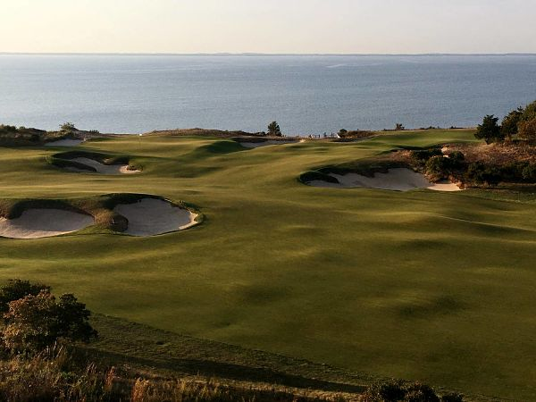 Sebonack Long Island golf course review