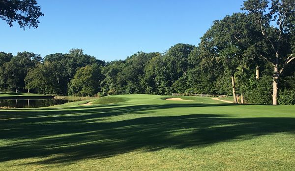 Quaker Ridge golf course review