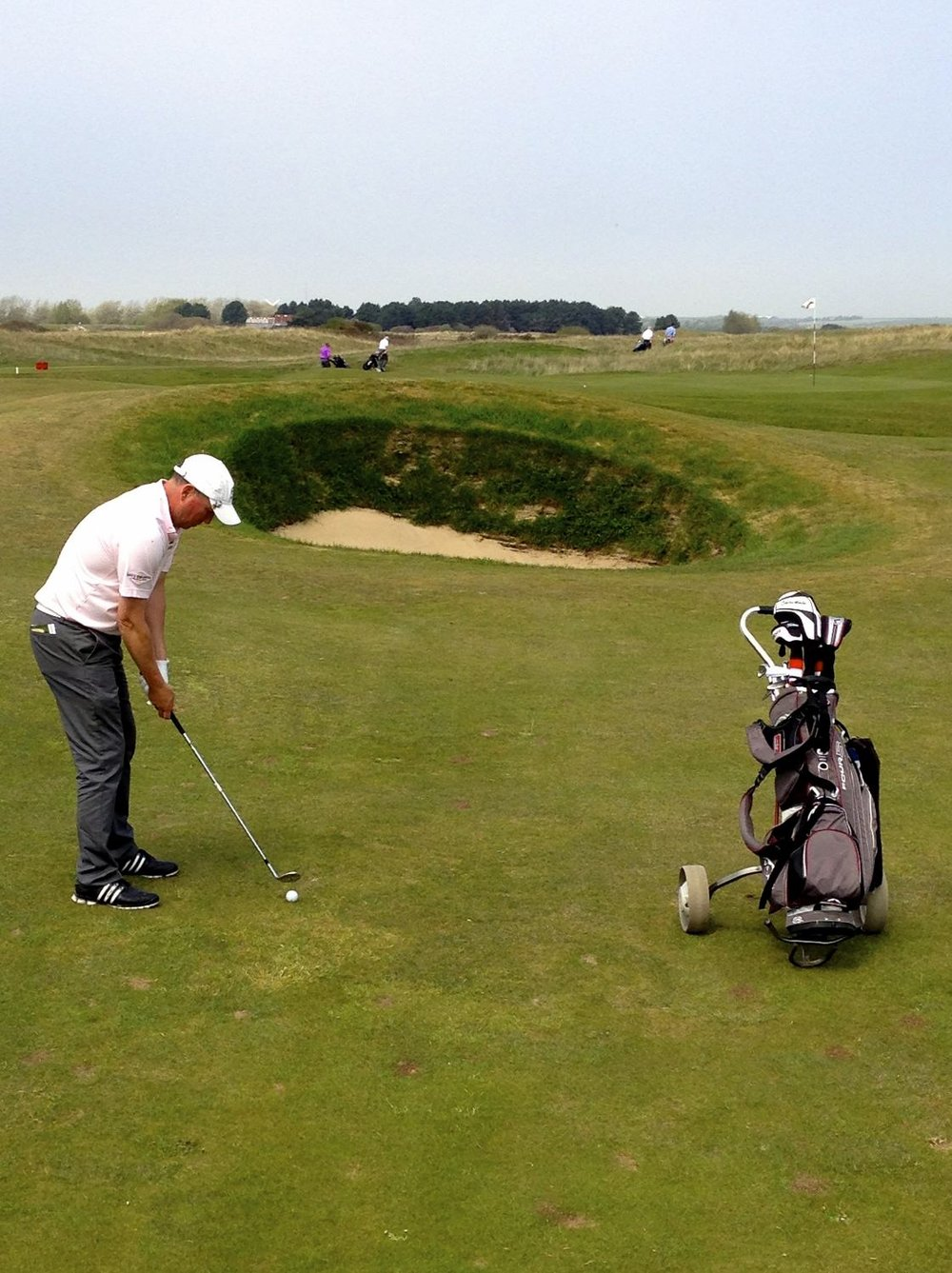 Royal St Georges is England's best course