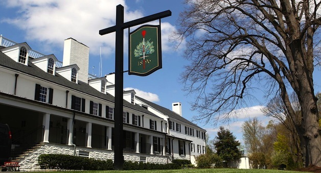 Getting a tee time at Merion is far from an easy task!