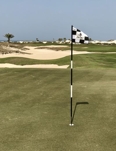 Saadiyat Beach - good resort golf