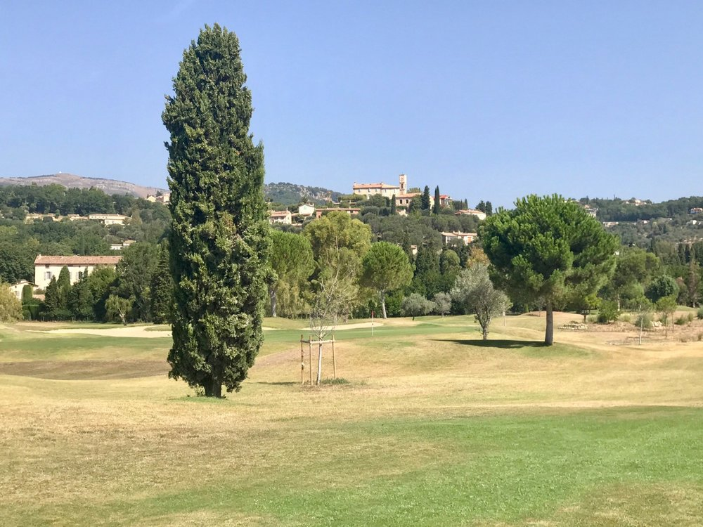 The Grande Bastide Golf course in the south of France is very playable and quite good fun