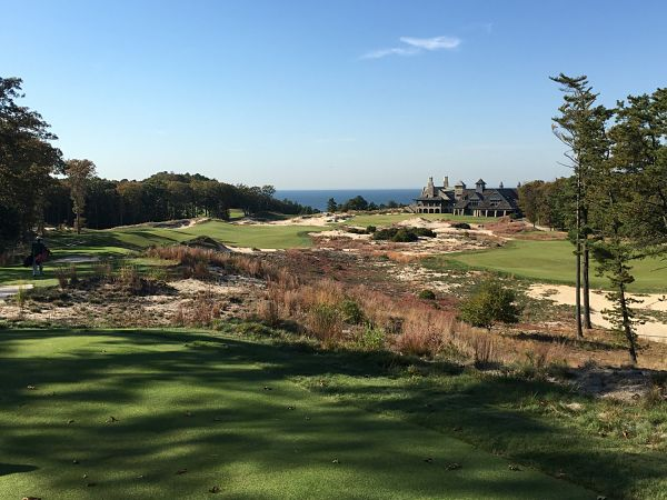 The phenomenal Friar's Head is one of golf's best kept secrets