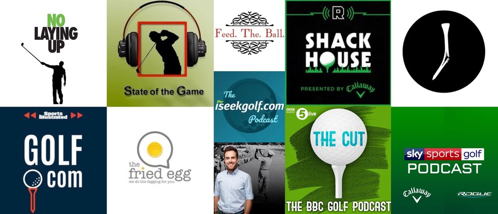 golf podcast review