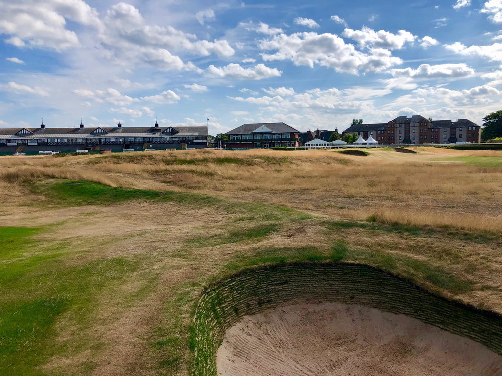 Musselburgh Links, The Old Course