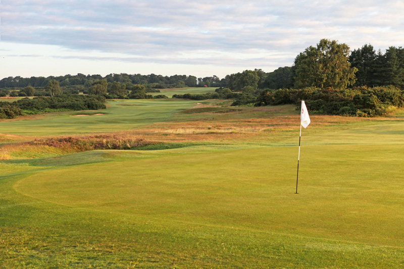 Picture - www.aldeburghgolfclub.co.uk