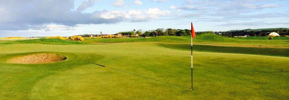 Eden Course St Andrews