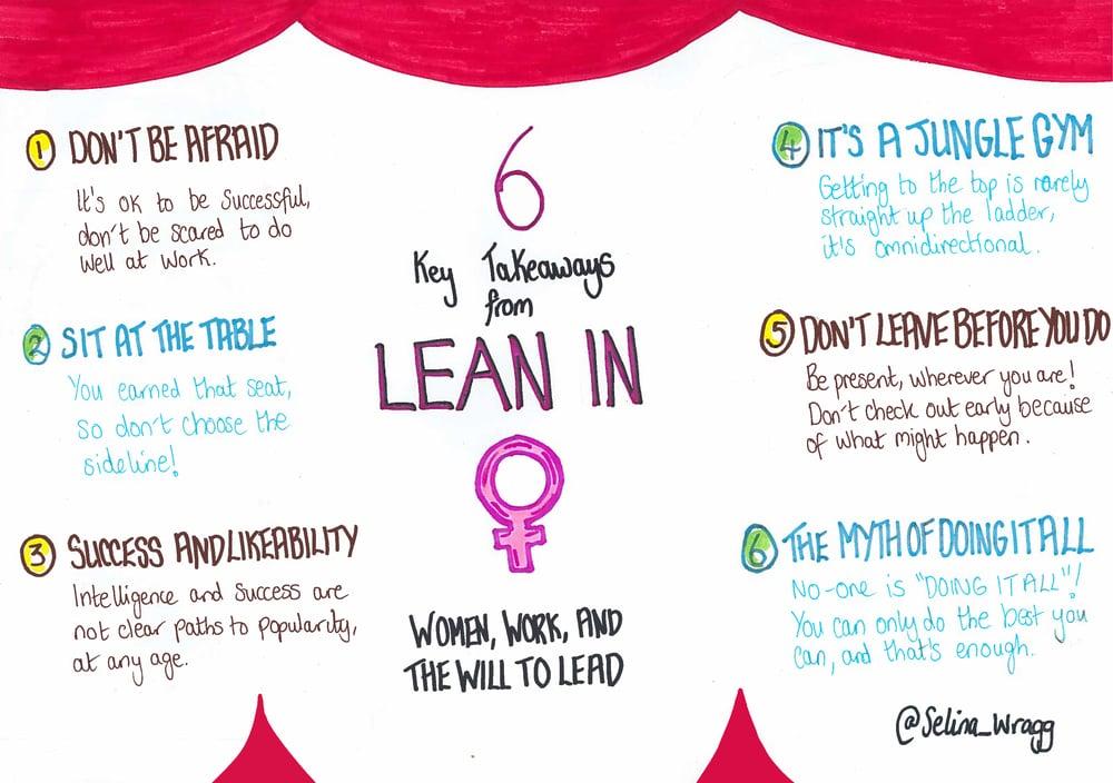 6 Key Takeaways from Lean In
