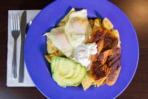 breakfast menu - Cajun Kitchen