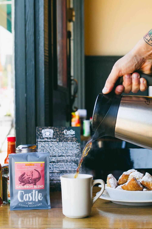Dune Coffee at Cajun Kitchen