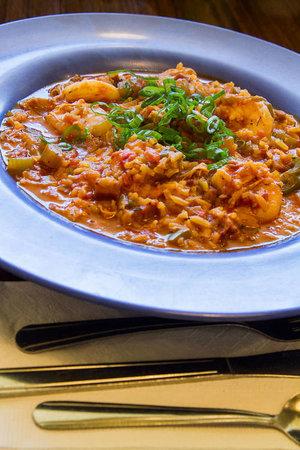 lunch menu - Cajun Kitchen