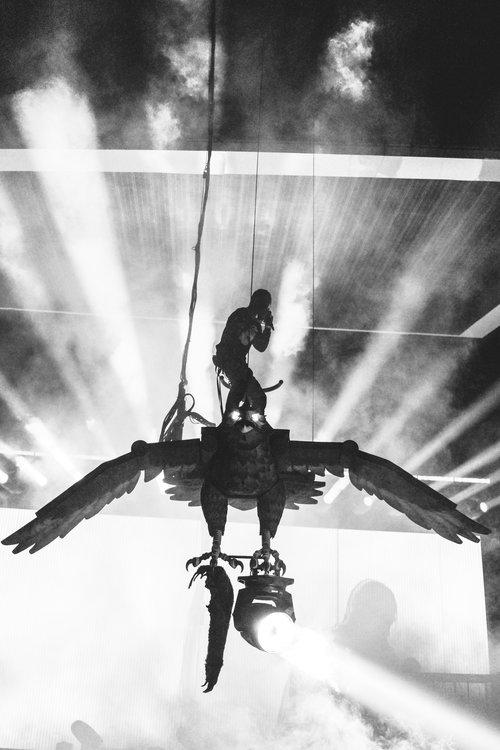 Travis Scott: The DAMN. Tour @ TD Garden (Boston, MA)
