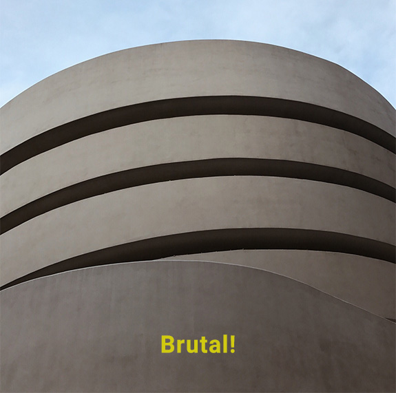 Shop the Mood Brutalism