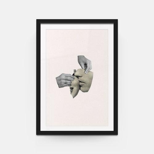 Richard Vergez; \'Match\', Framed (26\
