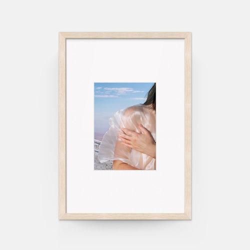 Estelle Spirig; \'XVI\', Framed (26\