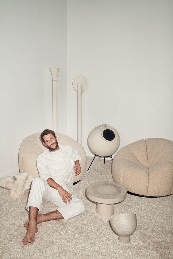 Jacquemus Fashion Designer Interior
