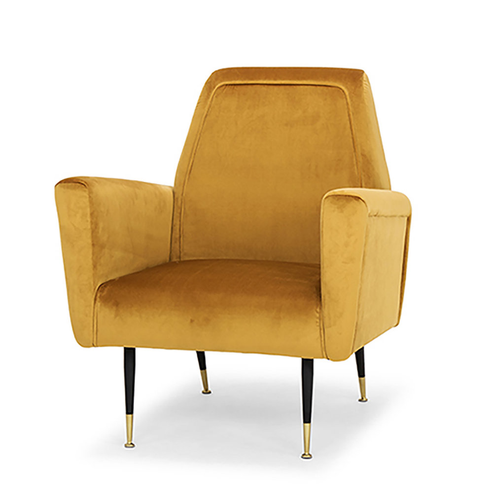 Victor Occasional Chair  sc 1 st  Artefakt Studio & Victor Occasional Chair u2014 Artefakt