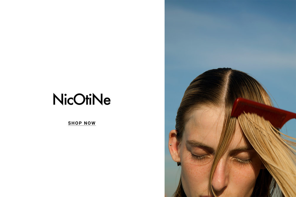 Nicotine Magazine x Artefakt