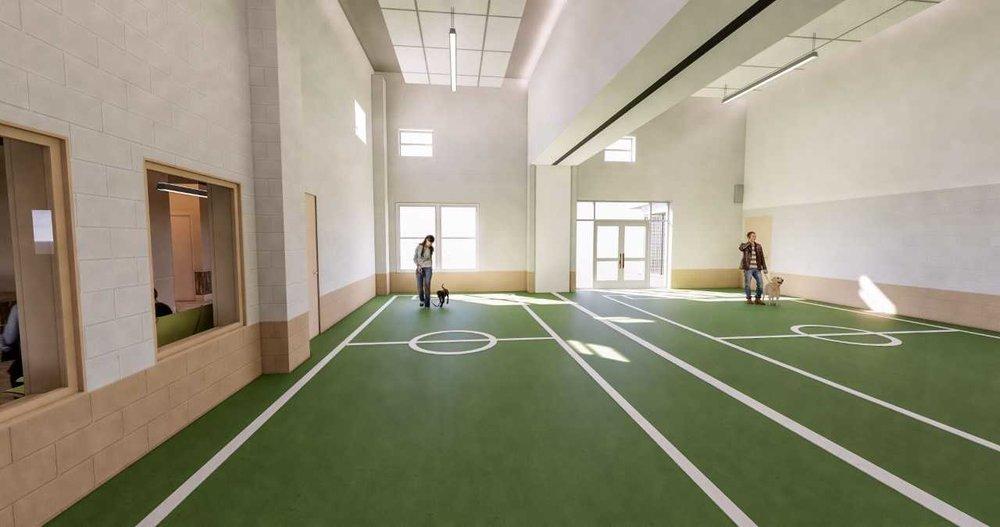 Community Outreach Center - Training Room