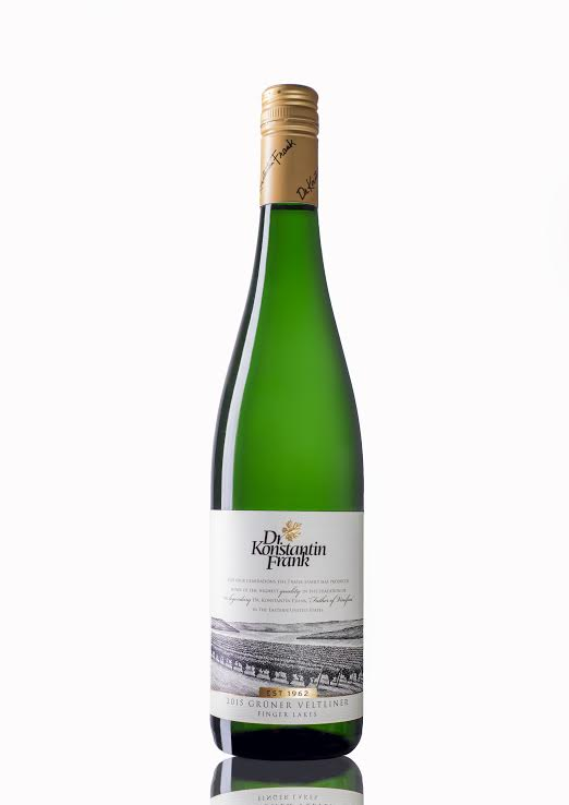 This Gruner Veltliner from New York State has both citrus and tropical fruit notes which counterbalance the inherent spice and white pepper flavors on the palate.  Delicious and refreshing!