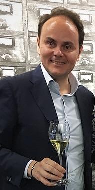 Matteo Lunelli, President of Ferrari