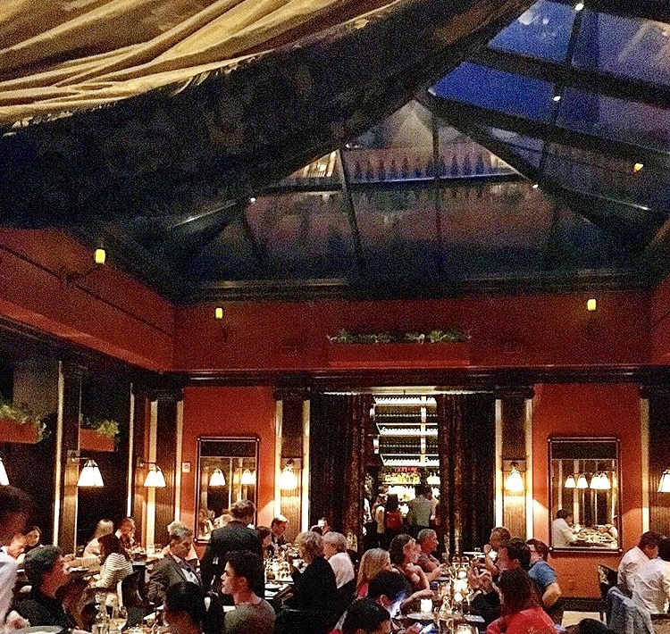 The sexy dining room, The NoMad