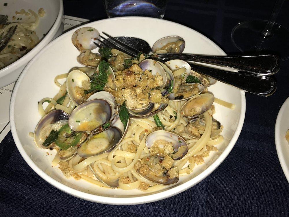 Pasta with clams, L'Artusi