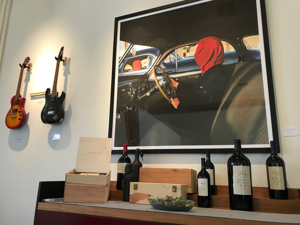 Storm Thorgerson's cover for The Mars Volta's Frances The Mute album — very cool!