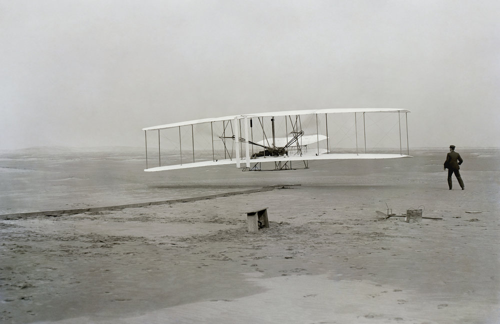 The Wright Flyer I