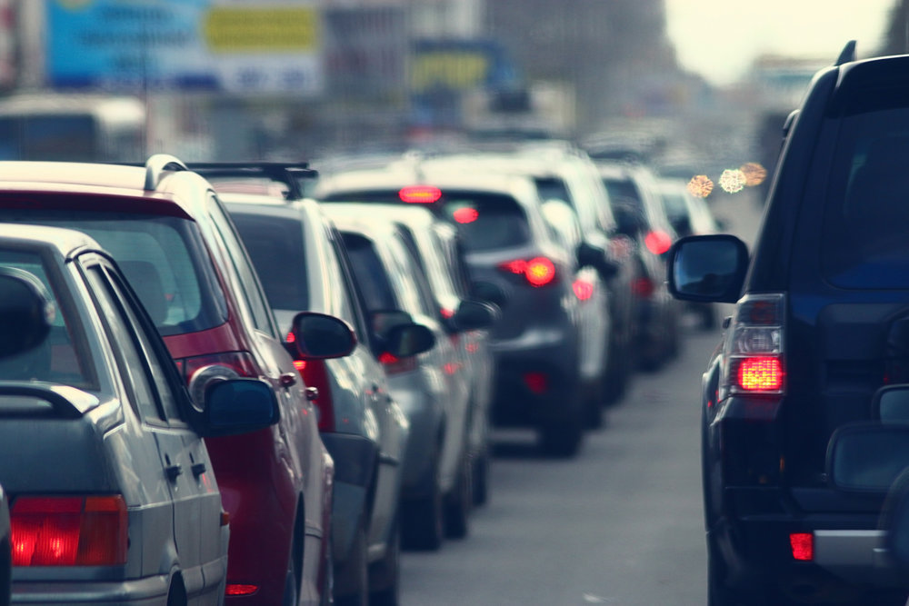 traffic has become a major problem in major cities