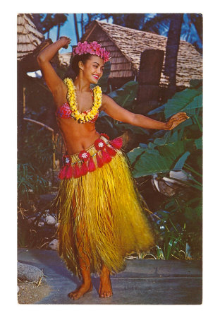hi-00204-chula-dancer-hawaii-posters